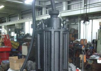 東洋水中ポンプ修理DP-100 75kw8P