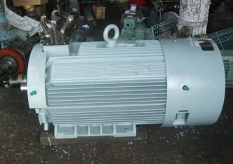 東芝250kw6P整備